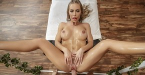 Brazzers - Nicole Aniston Is A Top-Notch Masseuse In Getting Off On The Job, Brazzers