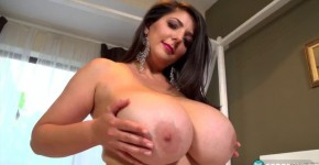 PornMegaLoad Lara Jones Big Boobs Breast Blessed With H Cups, Eluniee