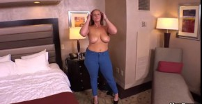 With great mom in the hotel Anal MILF Big Tits Big Ass Anal Cream Pie, shaffh