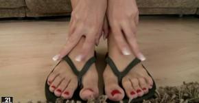 Ms Feet Part 1 Erica Fontes 720p, nothingimportant