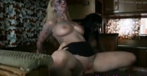 Brittany Lynn and Jessie Lee Girls zombie sex pussy pounded from behind, Velawell