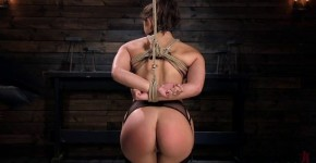 Kink Hog Tied Abella Danger Fucking Sexy Maid, goremoetvoe