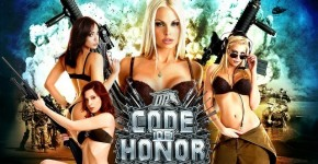 Digital Playground - Girls Brooklyn Lee, Jesse Jane And Other In Code of Honor, DigitalPlayground