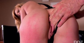 Helena Valentine Damn Hot Submissive Blonde Babe Ass Fucked In Handcuffs Now Fuck Me, Wasphinal