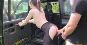 Sexy babe Star Del Ray gets fucked in the backseat, birgit82