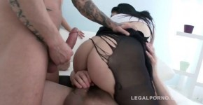 Big Ass Bitches Chrissy Fox and Alex Black in Lingerie Sex Party, openupsholes