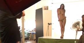 Tiffany Taylor red bikini, rocca