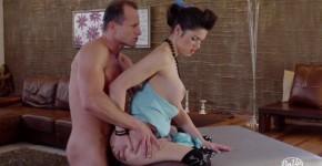Suzy Bell Busty elegant Czech pinup babe Suzy Bell gets cum on pussy in classy fuck, blauberdj