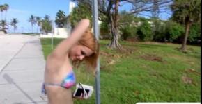 Horny Lilli Dixon taking a strangers cock for cash, spuugje