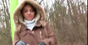 Euro Cutie Fucked Outdoors Video Sasha Zima Public Pick Ups, Gasmyass