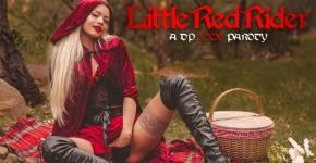 Digital Playground - Little Red Elsa Jean Loves Rider: A DP XXX Parody , DigitalPlayground