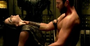 Sexy Brunette Eva Green 300 Rise Of An Empire Sex Scene, tisedoind