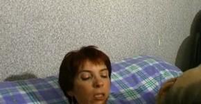 A mature redhead Mandi with a hairy pussy is banged, Friramanus