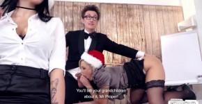 Bums Buero Jolee Love Lilli Vanilli Mia Blow Girls German babes Jolee Love Lilli Vanilli in Christmas group sex affair Pt 1, Hey