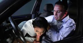 Driving The Babysitter Wild Gina Valentina Keiran Lee Wife Groped, Nanosunos