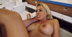 Lovely Blonde Lolita Luna Star Fucking Hard, openupsholes