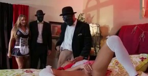 Brazzers Nikki Sexx Alanah Rae The Men In Plastic Masks Halloween Porn, bigboyG