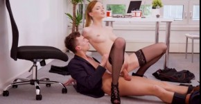 Officeobsession Babes Belle Claire Im The Captain Now Showing Off My Tits, pussycatdolls