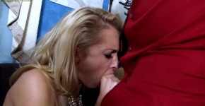 Busty Blonde Alix Lynx Rivals Wife Under the Influence, fetishfootwtf