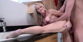 simone sonay bathroom sex with hot wife, Brazzers