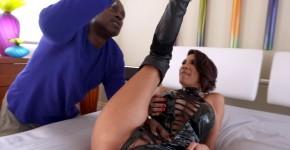 Kayla Carrera Kayla Carrera Interracial Virgin Gets Her First Ebony Dick Lexington Steele, barebacksex