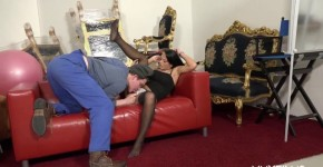 English young gangBangs the Worker Stockings HD, centov55