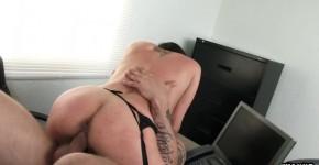 WANKZ- Horny Milf Boss Dayton Rains, wankzporn