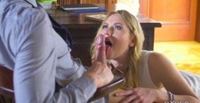 Pussy Power With his hot piercing dick Violette Pink OfficeObsession HD, OrgazmuzOk