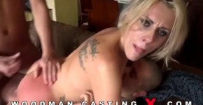 435 Brittany Bardot Czech Girl fucks with two men at once, microlaba