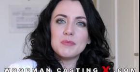 Mya Lorenn ute Mya Lorenn has an audition with Pierre Woodman WoodmanCastingX, hotttest4babe
