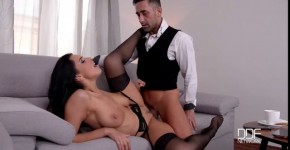 Kira Queen Shes The Queen Stunner Gets Her Trimmed Pussy Cramm, silikaser