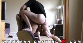 Sarah Cute receives sperm in the mouth Casting Hard WoodmanCastingX, etacrayet