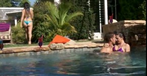 Rachel RoXXX girl punctured nipples fucked by the pool The Roxxx Box, Cordalase