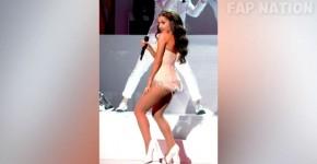 Ariana Grande VS Selena Gomez Fap Tribute pics, amigohey