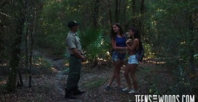 Teens In The Woods Michelle Martinez Hazed Glazed E03, Gasmyass