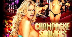 Digital Playground - Babes Alektra Blue, Breanne Benson And Other In Champagne Showers, DigitalPlayground